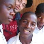 University student abroad