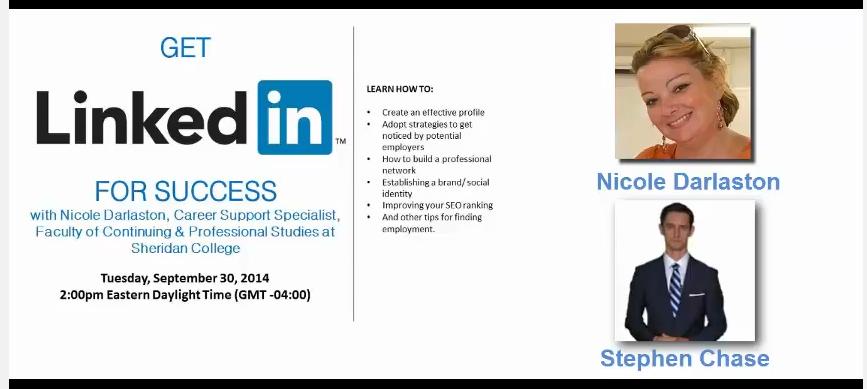 LinkedIn Webinar
