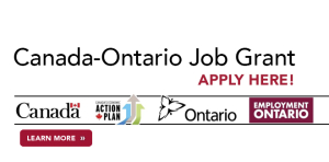 Canada-Ontario Job Grant Apply Here