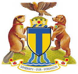 Seal of Toronto